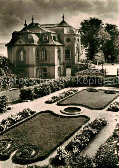 AK / Ansichtskarte Dornburg Saale Rokokoschloss Kat. Dornburg Saale