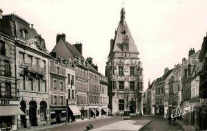 AK / Ansichtskarte Dreux Grande Rue et le Beffroi  Kat. Dreux
