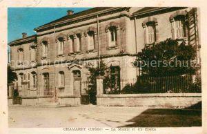 AK / Ansichtskarte Chamaret La Mairie et les Ecoles Kat. Chamaret