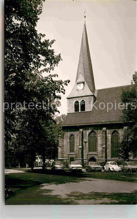 AK / Ansichtskarte Northeim Kirche Kat. Northeim