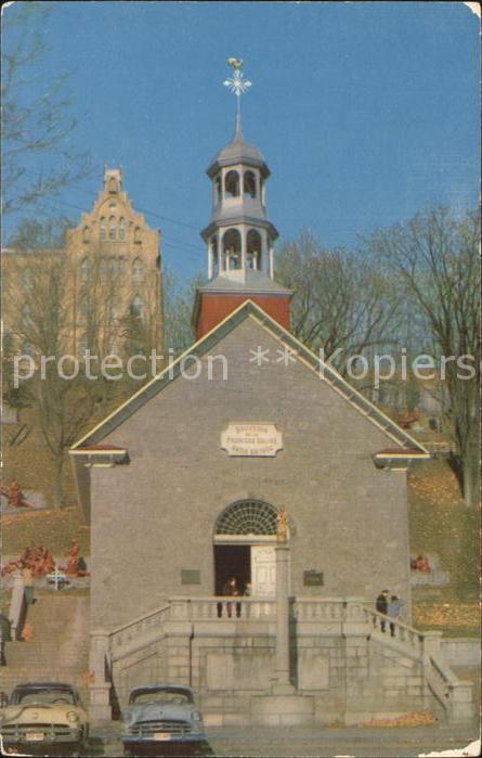 AK / Ansichtskarte Sainte Anne de Beaupre Kirche  Kat. Ste Anne de Beaupre