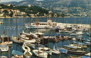 AK / Ansichtskarte Saint Jean Cap Ferrat Port et yachts Yachthafen Cote d Azur Kat. Saint Jean Cap Ferrat