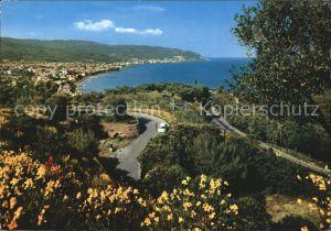 AK / Ansichtskarte Diano Marina Panorama Capo Berta Riviera dei Fiori Kat. Italien