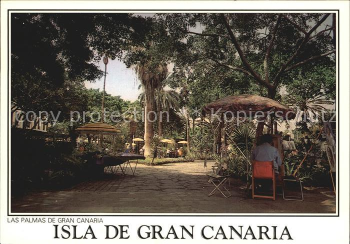AK / Ansichtskarte Las Palmas Gran Canaria Parque de Santa Catalina Kat. Las Palmas Gran Canaria