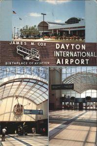 AK / Ansichtskarte Flughafen Airport Aeroporto Dayton International Airport Kat. Flug