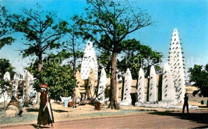 Burkina Faso Obervolta Bobo Dioulasso Mosquee de Farakan