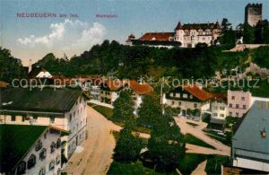 AK / Ansichtskarte Neubeuern Marktplatz Kat. Neubeuern Inn