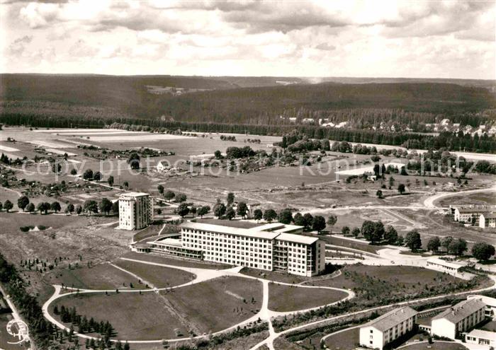 AK / Ansichtskarte Villingen Schwenningen Krankenhaus ...