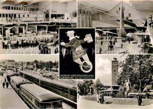 AK / Ansichtskarte Muenchen Deutsche Verkehrsausstellung 1953 Kat. Muenchen