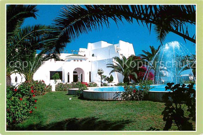 AK / Ansichtskarte Sousse Port El Kantaoui Hotel Hasdrubal Kat. Tunesien