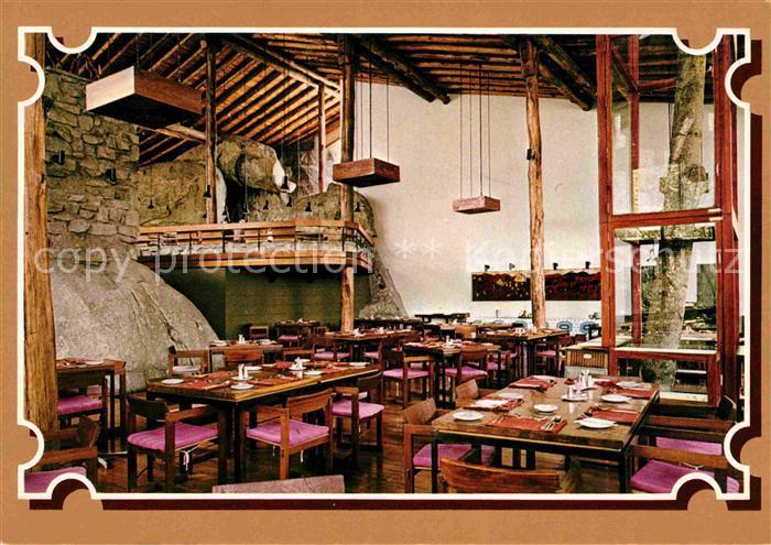 AK / Ansichtskarte Tansania Lobo Lodge Dining Hall Kat. Tansania