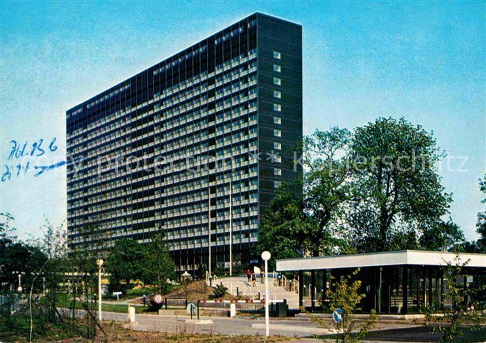 AK / Ansichtskarte Othmarschen Allgemeines Krankehaus Altona Kat. Hamburg