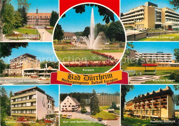 Bad Durrheim Kur