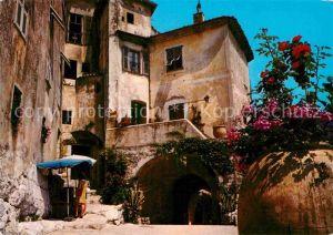 AK / Ansichtskarte Eze Village Coin pittoresque Porte d entree du village