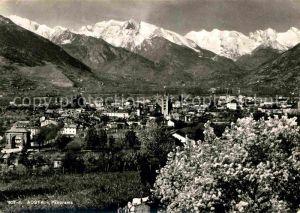 AK / Ansichtskarte Aosta Panorama Alpen Kat. Aosta