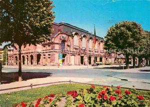 AK / Ansichtskarte Mannheim Rosengarten Kat. Mannheim