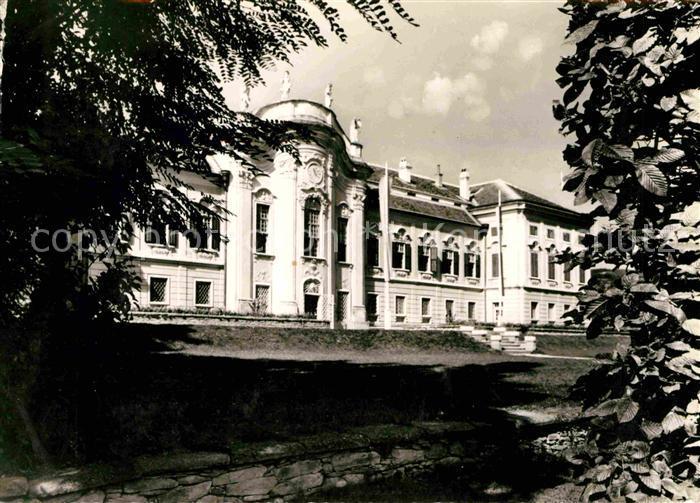 AK / Ansichtskarte Stubenberg Steiermark Bundessportschule Schloss Schielleiten Kat. Stubenberg am See