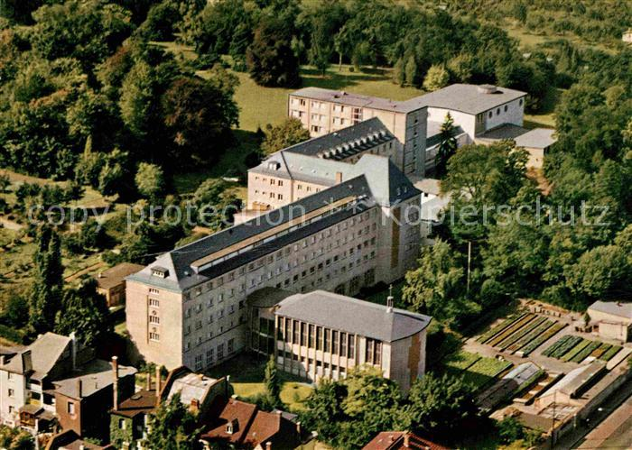 AK / Ansichtskarte Frankfurt Main Theologische Hochschule Sankt Georgen Kat. Frankfurt am Main