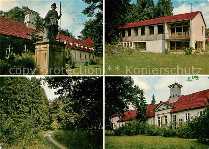 AK / Ansichtskarte Dahlenburg Heimvolkshochschule  Kat. Dahlenburg