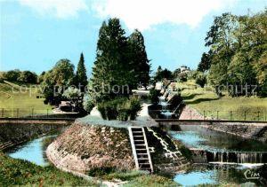 AK / Ansichtskarte Saint Fargeau Yonne Reservoir du Bourdon Kat. Saint Fargeau