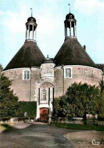 AK / Ansichtskarte Saint Fargeau Yonne Schloss Kat. Saint Fargeau