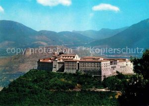 AK / Ansichtskarte Montecassino Abbazia Kloster Kat.