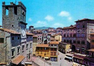 AK / Ansichtskarte Cortona Piazza della Repubblica Kat. Arezzo
