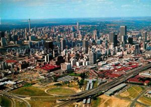 AK / Ansichtskarte Johannesburg Gauteng The Golden City Transvaal Kat. Johannesburg