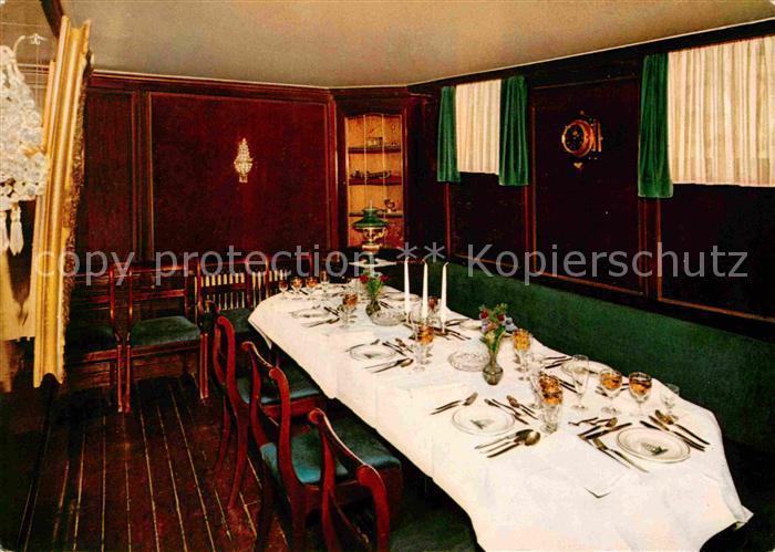 AK / Ansichtskarte Bremerhaven Windjammer Seute Deern Restaurant auf einem Schiff Kat. Bremerhaven