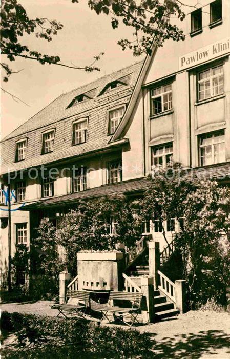 AK / Ansichtskarte Augustusburg Pawlow Klinik Kat. Augustusburg