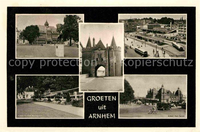 AK / Ansichtskarte Arnhem  Kat. Arnhem