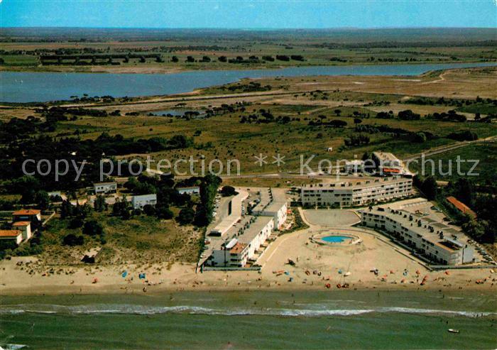 AK / Ansichtskarte Le Grau du Roi Gard Vue aerienne de la Residence de la Mer Kat. Le Grau du Roi