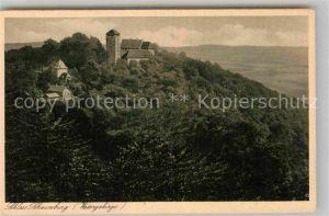 AK / Ansichtskarte Schaumburg Rinteln Schloss Schaumburg Kat. Rinteln