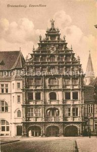 AK / Ansichtskarte Braunschweig Gewandhaus Kat. Braunschweig
