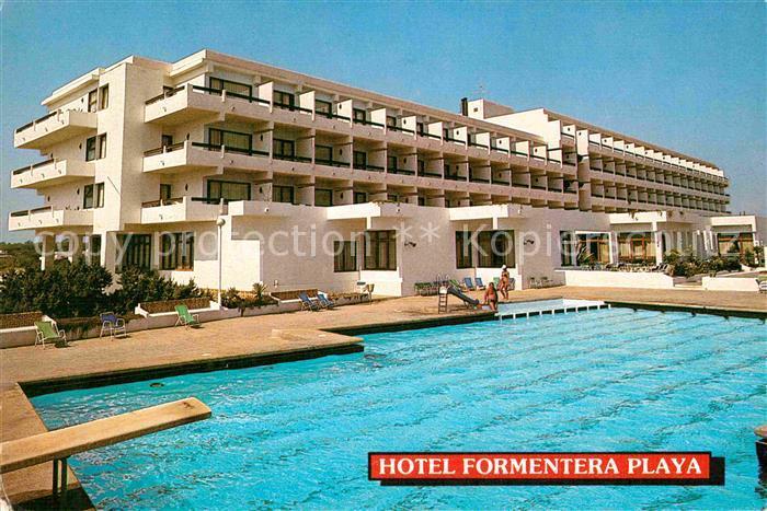 AK / Ansichtskarte Formentera Hotel Formentera Playa Swimming Pool Kat. Spanien