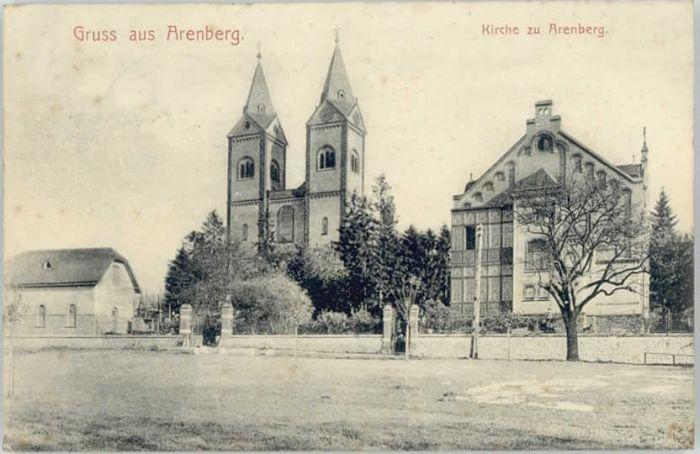 Arenberg Arenberg  x /  /