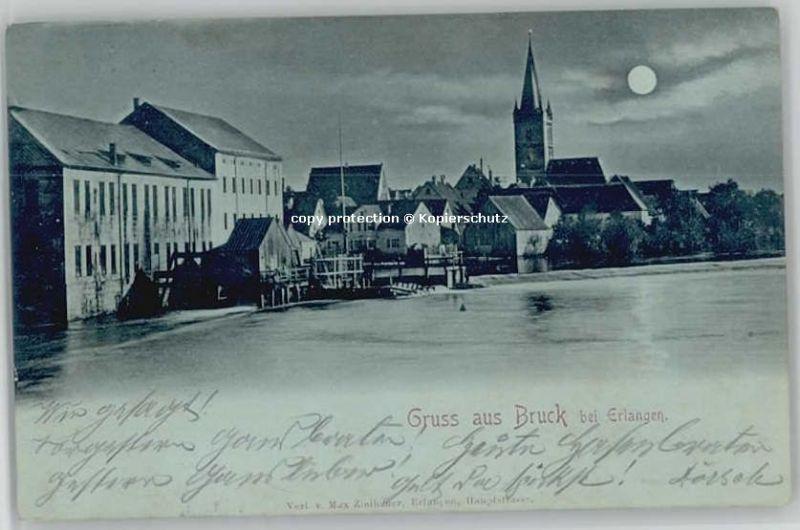 Bruck bei Erlangen x 1898