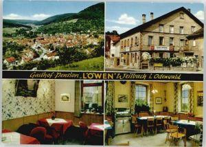 Weilbach Gasthof Pension Cafe zum Loewen *