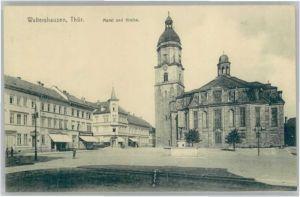 Waltershausen Markt *