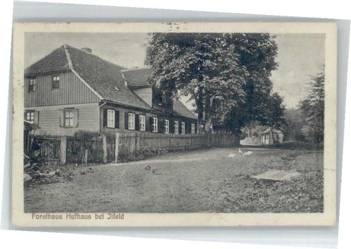 Ilfeld Forsthaus Hufhaus x