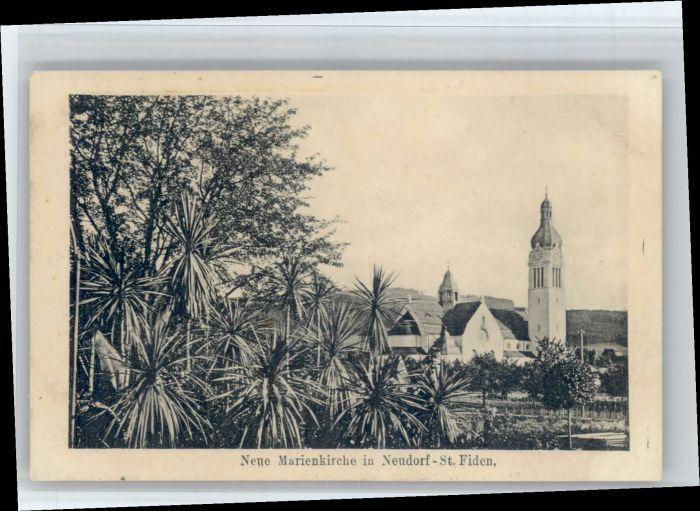 Neudorf Neudorf Marien Kirche  * /  /