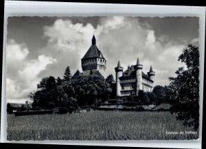 Bussy Bussy [Stempelabschlag] Schloss Vufflens x /  /