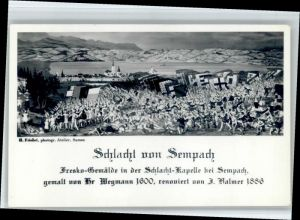 Sempach Sempach Schlachtt * /  /