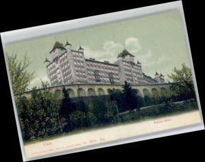 Caux Caux Palace Hotel  x /  /