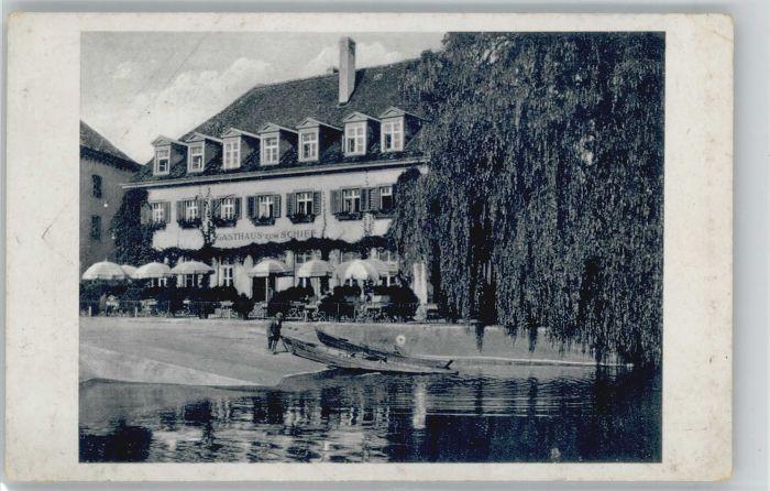 Staad Hotel Cafe Gasthaus zum Schiff *