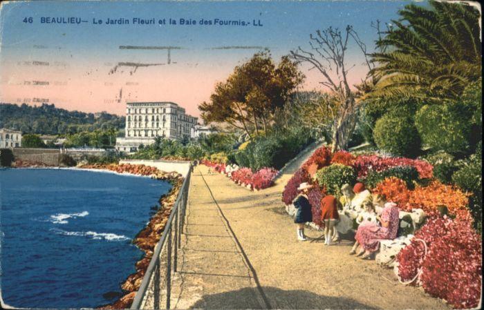 Beaulieu Jardin Fleuri Baie Fourmis x Nr. wu59361 - oldthing ...