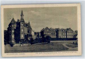 Neunkirchen Neunkirchen Moltkestrasse Viktoriahospital x /  /