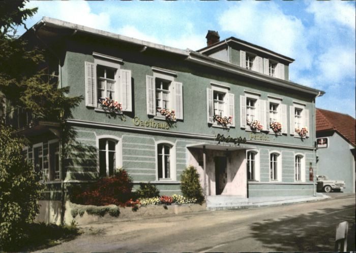Hohenfels Gasthaus Pension Hohenfels *