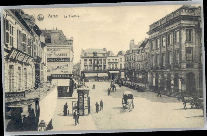 Arras Arras Theatre x /  /