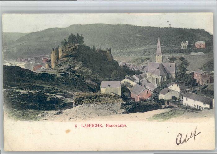Laroche Laroche  x / Belgien /Belgien